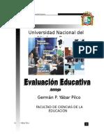 Texto Evaluación Del Aprendizaje 2012