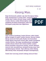 RISTI R. S. X. 10=KEONG MAS.docx