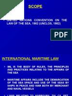 International Maritime Law