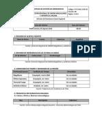 Informe Diario de Monitoreo Regional AM 05-08-2016