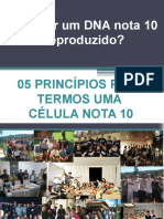 Célula Nota 10