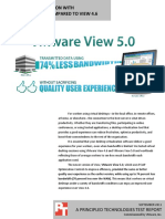 PT Test Report VMware View 5 Compared to View 4 6