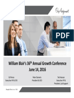 William Blairs 36th Annual Growth Conference.(6.14.2016).pdf