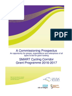 Isle of Wight SMART cycling prospectus