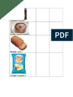 Vocabulario.comidas