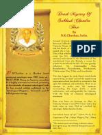 159108946 Death Mystery of Subhash ChandraBose
