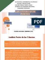 5 Fuerzas Porter