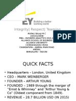 EY- Profiling
