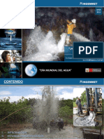 Dia Del Agua Jose Moreno_Aguas Subterraneas y Mineria
