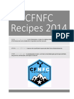 CFNFC Cookbook