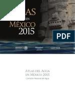 Atlas Del Agua en Mexico 2015