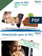 Alimentación PSU