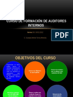 Formacion de Auditores Internos