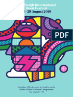 2016 Book Festival Programme