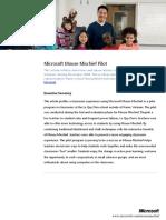 Microsoft Mouse Mischief Le Quy Don Pilot