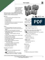 SDN C Compact DIN Rail