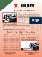 Egom-t2 - Terminal Encapsulamento