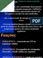 Composição Química Da Célula - Ph - Carboidratos e Lipídios