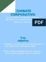 Presentacion Sobre Libro Combate Corporativo