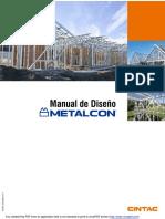 Metalcon Manual de Diseno