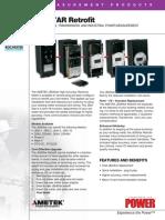 JEMStar Retrofit Data Sheet