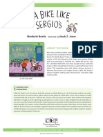 A Bike Like Sergio's Teachers' Guide