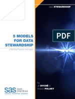 5 Models for Data Stewardship 106846