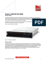 IBM System x3650 M4 V1 Type 7915 - Product Guide