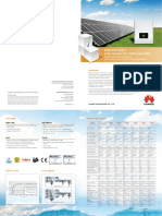 HUAWEI SUN2000 8-23KTL Solar Inverter Brochure