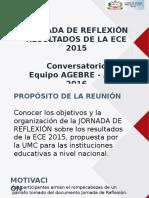 PPT Jornada de Reflexión