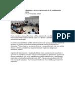 Secretaria de Meio Ambiente Discute Processo de Licenciamento Ambiental Do Município