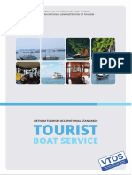 VTOS2013 Tourist Boat Service En