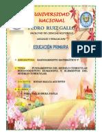 Fundamentos Curriculares Paola
