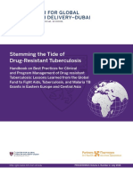 Best Practices 2016_Stemming the Tide of Drug-Resistant Tuberculosis