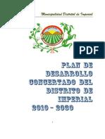 Plan de Desarrollo Concertado Imperial Cañete