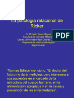 Patología Relacional de Ricker