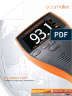 Elcometer 456 Nuevo Español Email Agsa