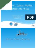 Cap1 Cabos Mallas y Aparejos Parte 2 y 3 Mayo 2016