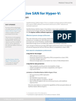 StarWind Native SAN for Hyper-V Free vs Paid