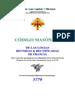 Documento Masonico 2