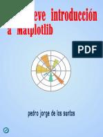 Una breve introducción a Matplotlib