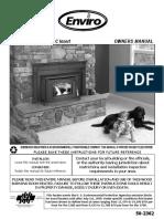 C-12294 Instruction Boston Insert Owners Manual