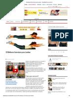 12 Melhores Exercícios Para Lombar - MundoBoaForma.com