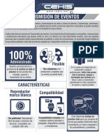 Brochure CeHisted Ltda