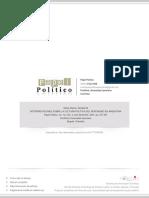 Cultura Política y peronismo