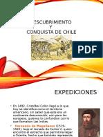 Descubrimiento y Conquista de Chile - 5° básico - copia.ppt