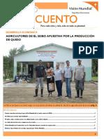 Boletín Recuento, Enero 2013