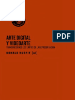Arte Digital y Videoarte - Kuspid