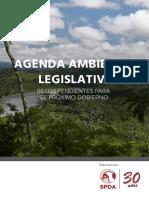 Agenda Ambiental Legislativa 2016-2017 - SPDA