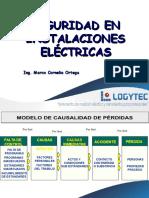 Tema Seguridad Contra Riesgo Electrico
